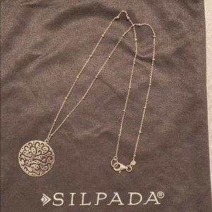 Silpada Cut Above Necklace